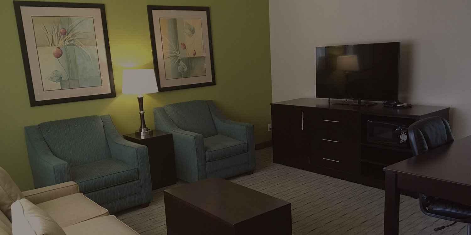 SAN JOAQUIN HOTEL IS THE TOP-RANKED ALL-SUITES FRESNO HOTEL OFFERING SPACIOUS WELL-APPOINTED SUITES WITH APARTMENT LIKE FEATURES INCLUDING KITCHENS