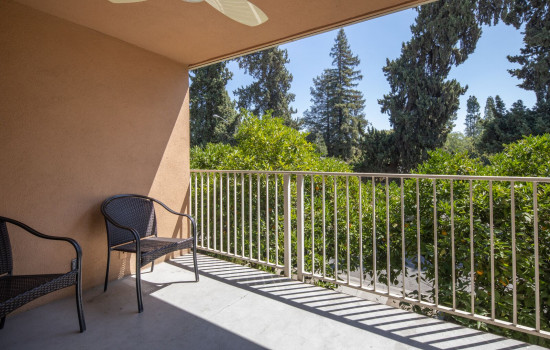 San Joaquin Hotel SureStay Collection by Best Western - Spacious Balcony