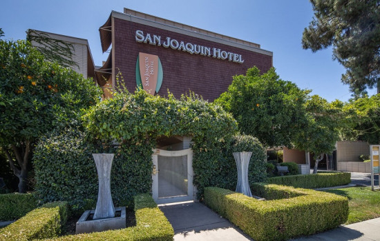 San Joaquin Hotel SureStay Collection by Best Western - Welcome To The San Joaquin Hotel SureStay Collection by Best Western