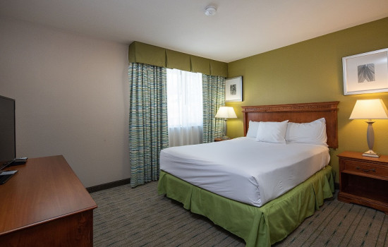San Joaquin Hotel SureStay Collection by Best Western - Queen Bed